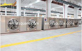 اسکوائر ٹکنالوجی کی نئی سرمایہ کاری شدہ ہیٹ ایکسچینجر فیکٹری مکمل کام میں آتی ہے